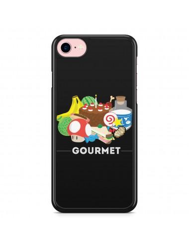 T-Shirt Noir pour homme je réfléchis soyez patient