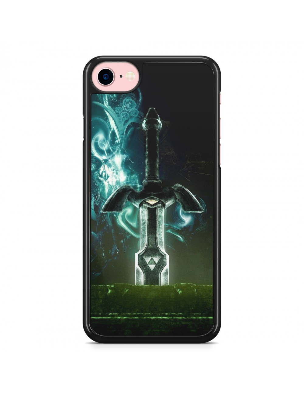 T-Shirt Noir pour homme Ours