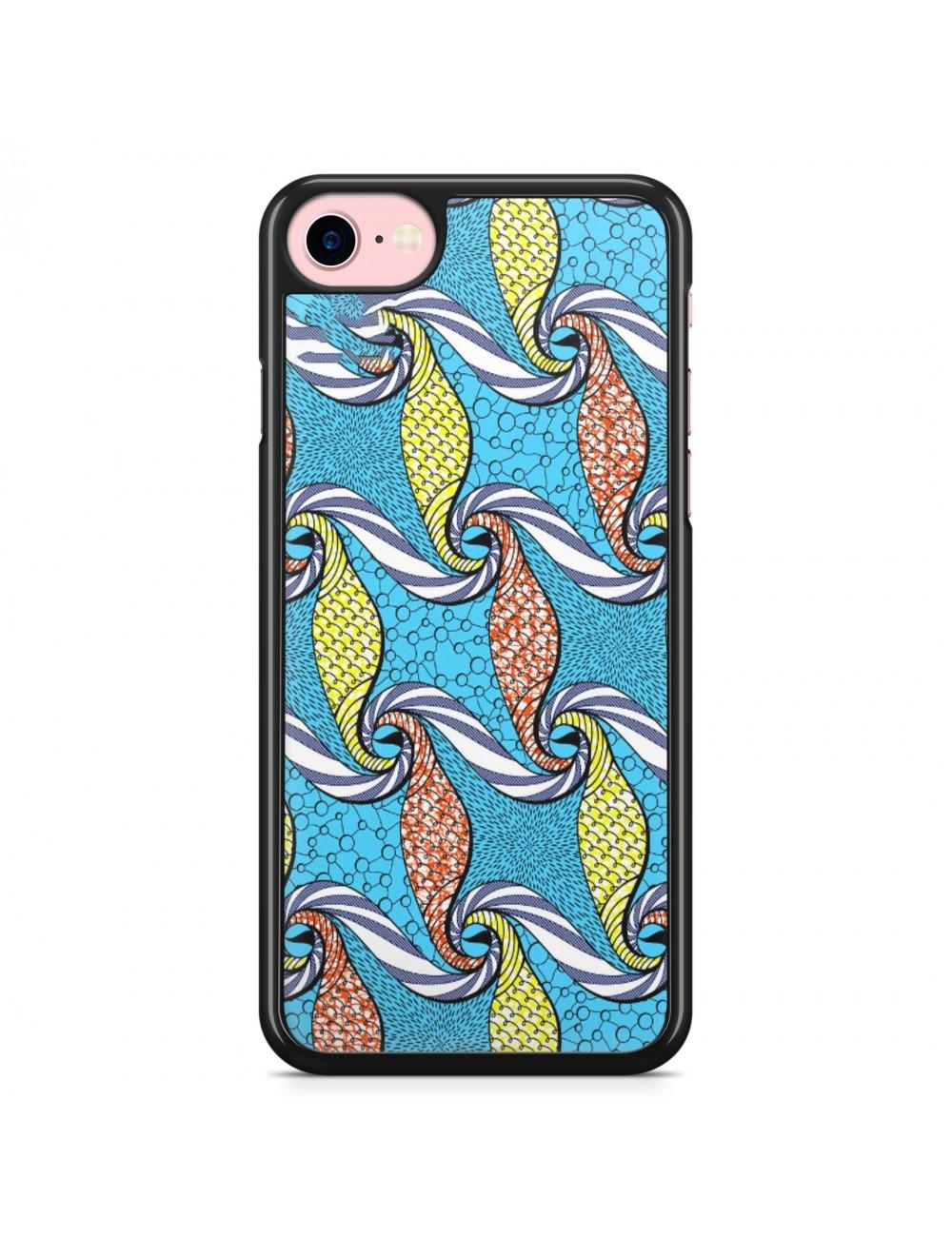 Coque pour iPhone Liberty Mitsi Jacinthe