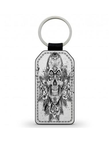 T-Shirt blanc future grande soeur fleur papillon
