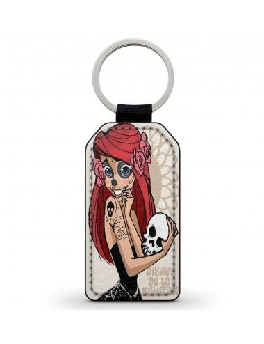 T-Shirt blanc pour enfant fille Future grande soeur couronne de fleurs végétale