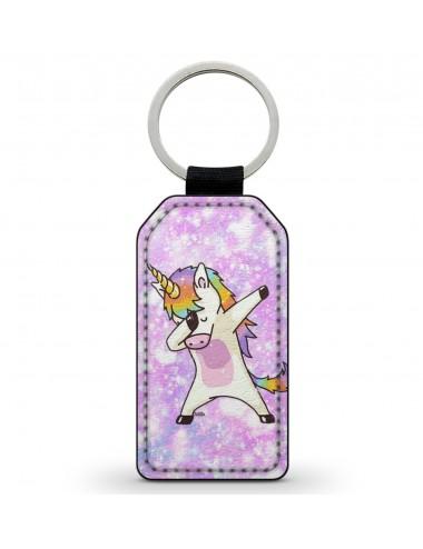 T-Shirt blanc pour enfant fille Je suis une licorne